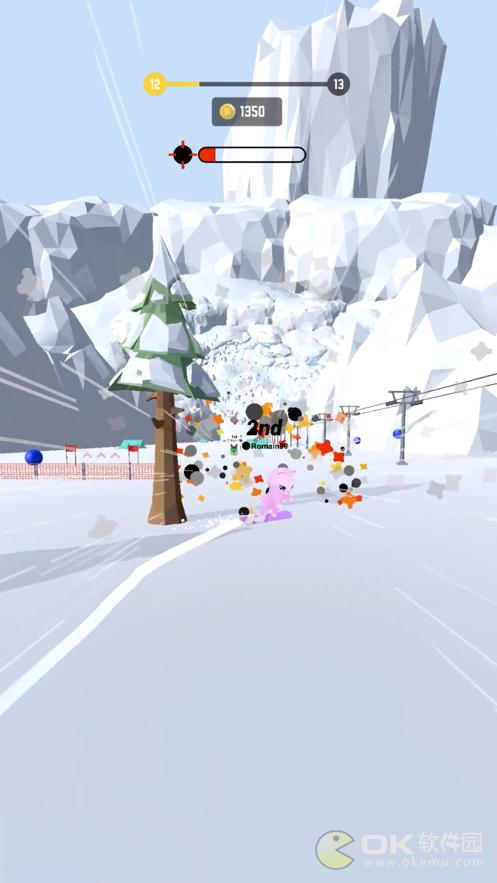 Skipark.io手机版图2