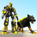 黑豹机器人变形