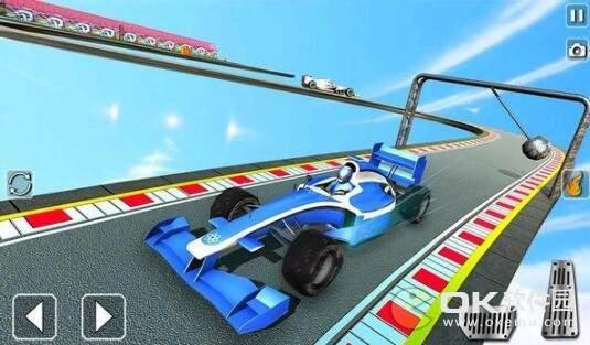 天空方程式赛车图2