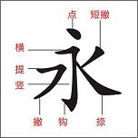 写汉字笔画录app