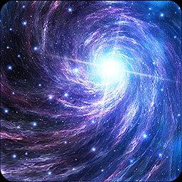 A屏动态银河系