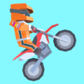 山地摩托车3d