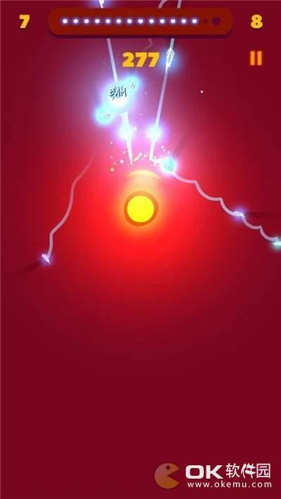 太陽風暴圖1