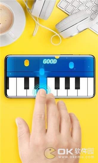 指尖鋼琴彈奏圖2