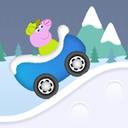 小猪佩奇开车