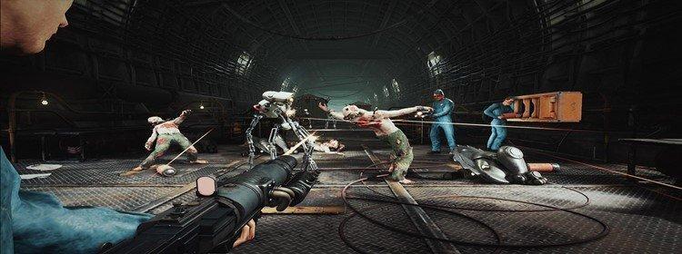 大型丧尸射击游戏合集