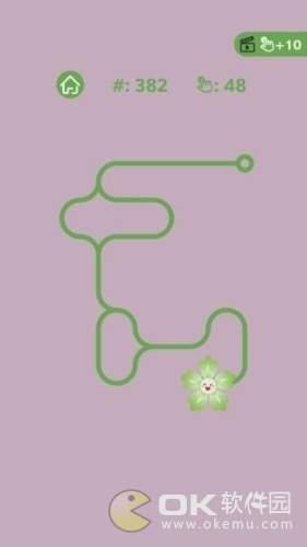 连接花朵消除