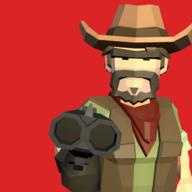 狂野西部左輪槍手