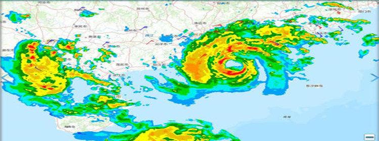 带雷达降雨图的天气软件
