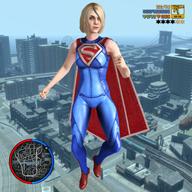 亚马逊女超人英雄汉化版