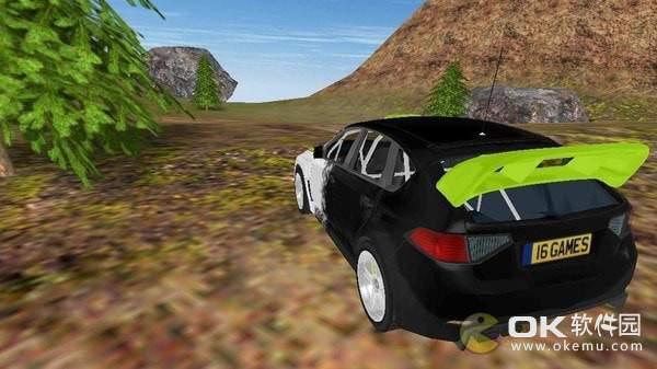 拉力赛车模拟器3D图1