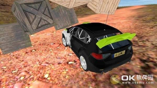 拉力赛车模拟器3D图3