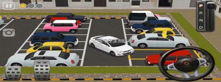 3d模拟驾驶汽车停车游戏大全