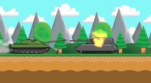 登山坦克2圖1