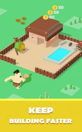 閑置島建設與生存