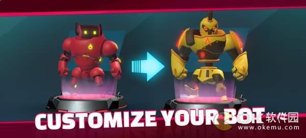 炸彈機器人競技場圖2