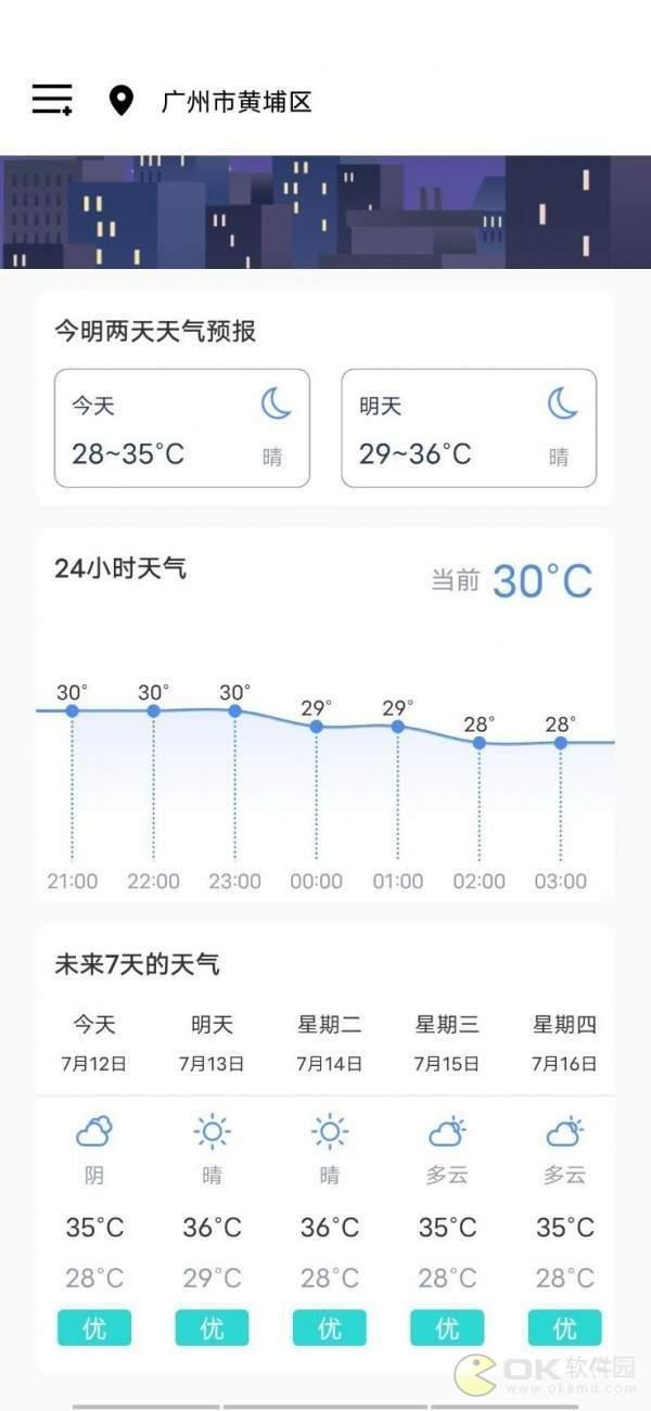 熊猫天气图2
