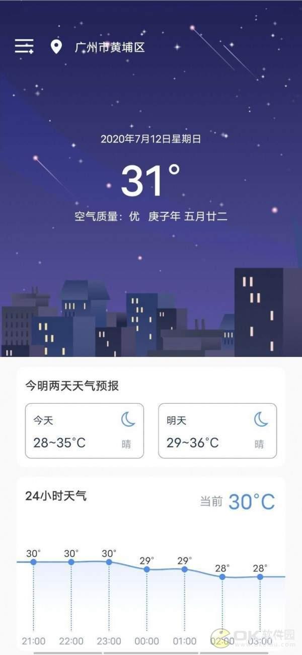 熊猫天气图1
