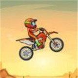 摩托车山地极限赛