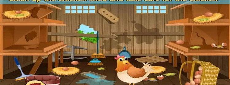 农场养鸡赚钱游戏