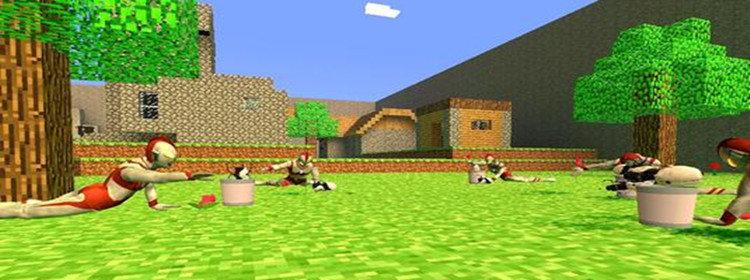 沙盒建造类单机游戏