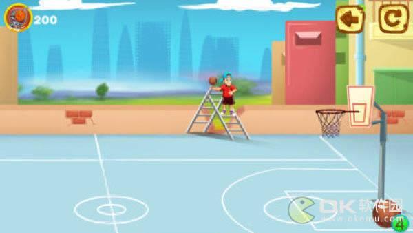 篮球火挑战赛图2