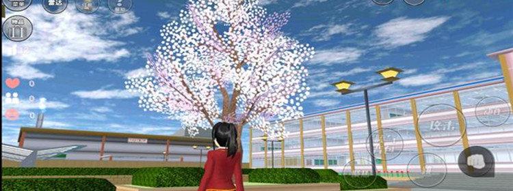 樱花校园题材的游戏