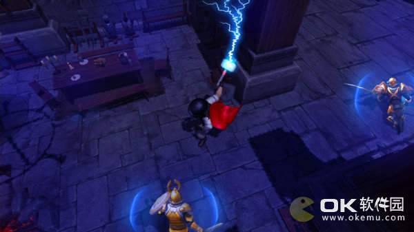 超级雷神英雄图3