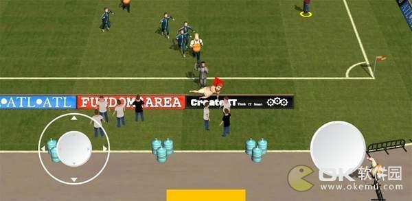 胖足球跑图3