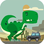 无尽恐龙奔跑
