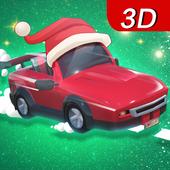 3D指尖跑车