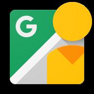 谷歌街景地图