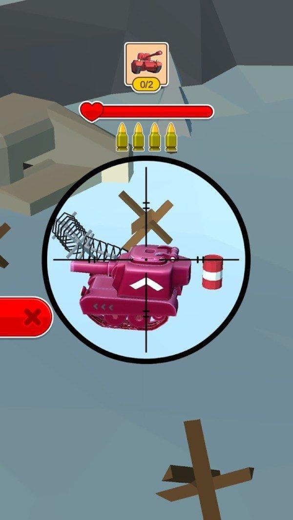 坦克伏击图3
