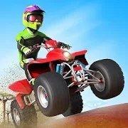 卡丁车特技比赛游戏(quadbike)