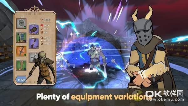 骑士荣耀之战破解版图1