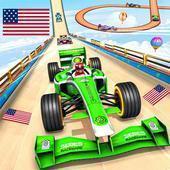 斜坡3D方程式賽車