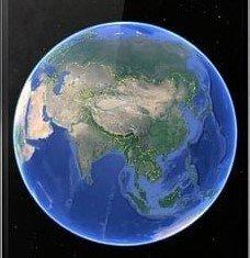 2021年卫星地图高清村庄地图