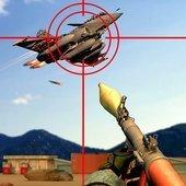 天空飞机射击