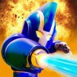 金属机器人英雄