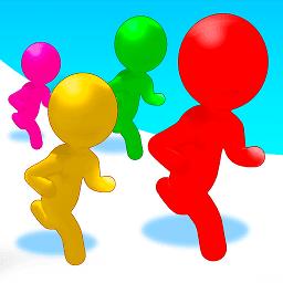 彩色奔跑3D