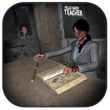 你好恐怖老师游戏