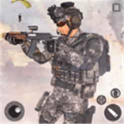 美国突击队作战