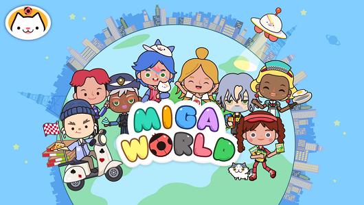 米加小镇世界更新大学完整版图3