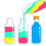 水颜色排序分类