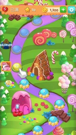 糖果乐缤纷游戏图2