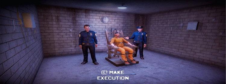 真实模拟监狱游戏