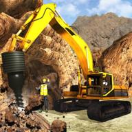 3d挖掘机