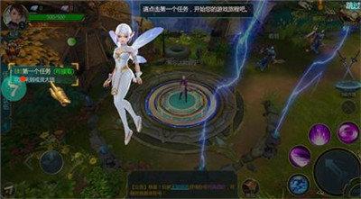 龙神大陆九游版图2