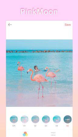pinkMoon滤镜相机图2
